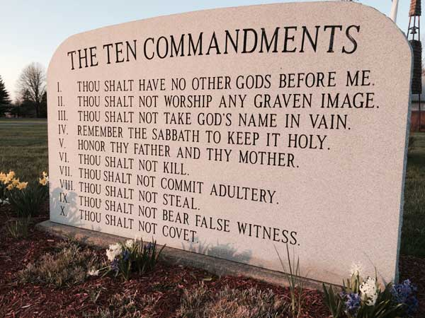 Is God's 10 Commandment Law Still Binding, Today - in 2019?