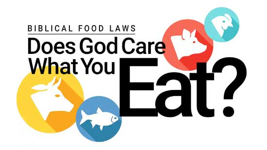 Your Bible Questions answered on diet issues
