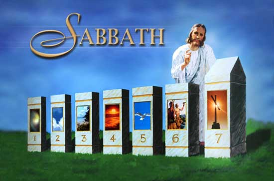 Jesus Kept Saturday the Seventh day Sabbath Holy...
