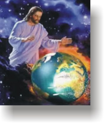 Jesus and earth