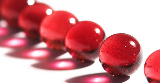 Red Marbles