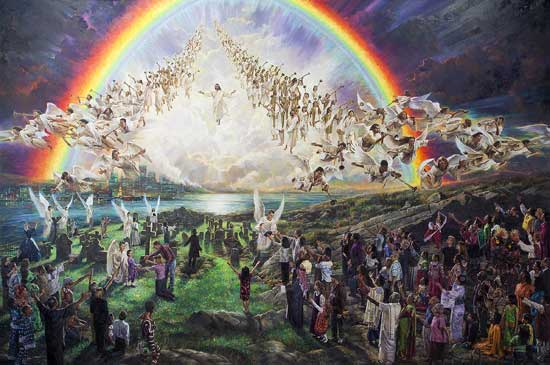 Your Bible Questions answered on the second coming...